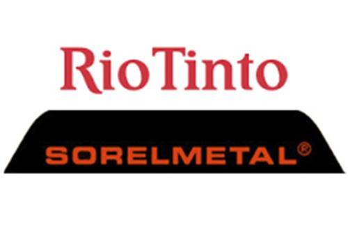 Rio Tinto Sorelmetal