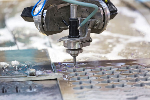 Waterjet Cutting Wesmat